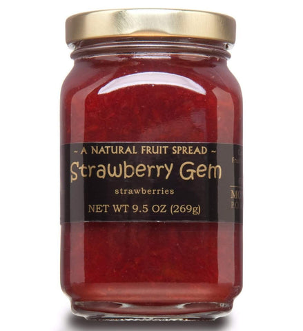 Strawberry Fruit Spread Mountain Fruit Company