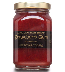 Mountain Fruit Co Strawberry Fruit Spread
