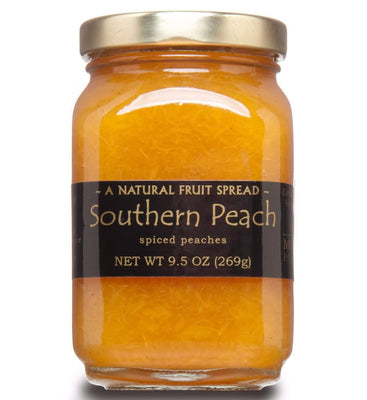 Southern Peach Fruit Spread Mountain Fruit Company