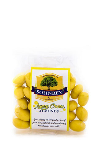 4oz Lemon Creme Almond Candy