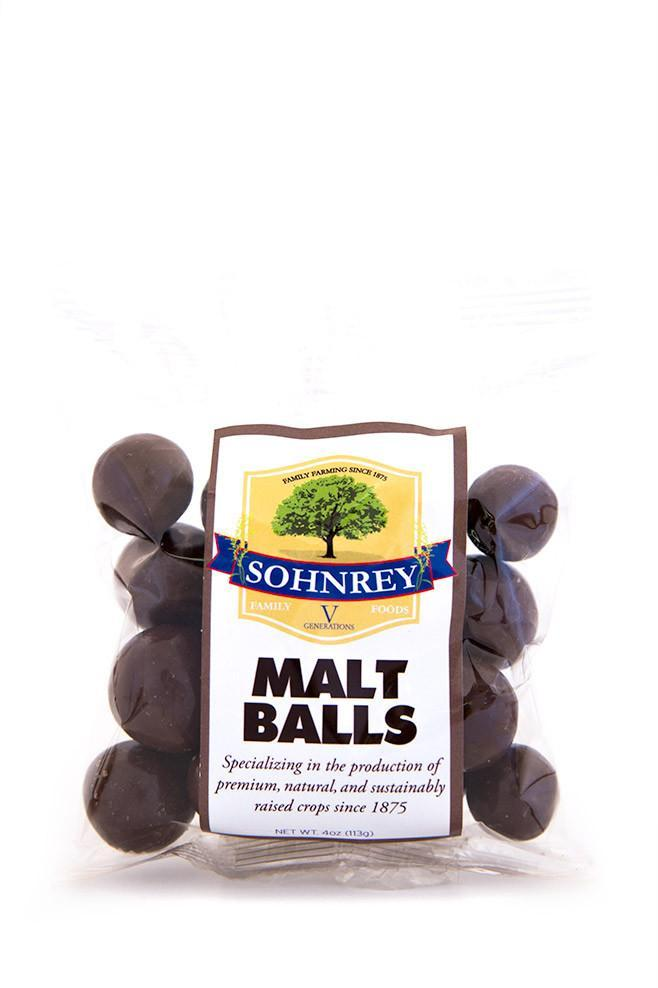 4oz Milk Chocolate Malt Balls