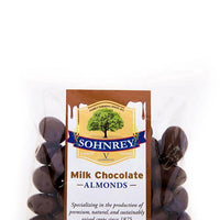 4oz Milk Chocolate Almonds