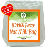 Ellie's best nut almond milk bag