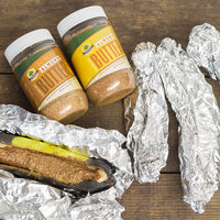 Sohnrey Family Foods Campfire Almond Butter Bananas