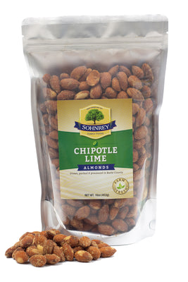Chipotle Lime Almonds Sohnrey