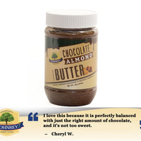 Almond Butters by Sohnrey Family Foods