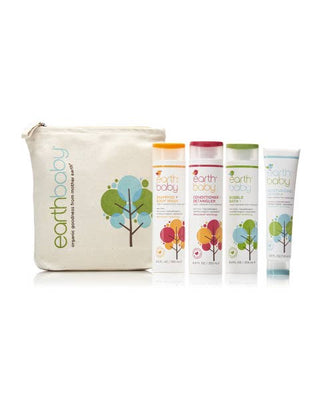 Earthbaby Bath Essential Kit