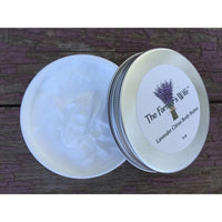 The Farmer's Wife Lavender Citrus Body Butter
