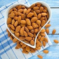 Bulk Natural Raw Almonds 3, 5, 10 lbs