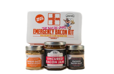 Emergency Bacon Kit by TBJ Gourmet