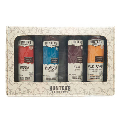 Deadwood Shooter Summer Sausage Kit by Hunter's Reserve