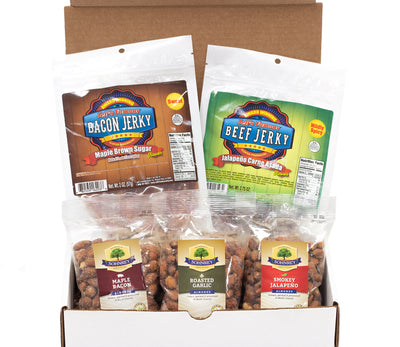 Nuts and Jerky Box