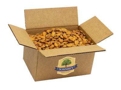 bulk raw almonds free shipping