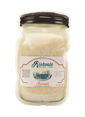 Richvale Natural Foods Basmati Rice