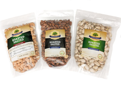 Salted Nut Bundle
