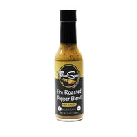 Fresco Sauce- Fire Roasted Pepper Blend Hot Sauce