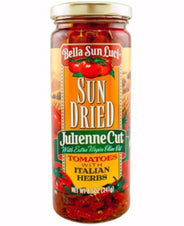 Bella Sun Luci Sun Dried Tomatoes in Olive Oil with Herbs