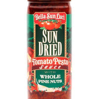 Bella Sun Luci Sun Dried Tomato Pesto with Pine Nuts