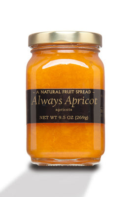 Always Apricot (9.5oz) by Mountain Fruit Co.