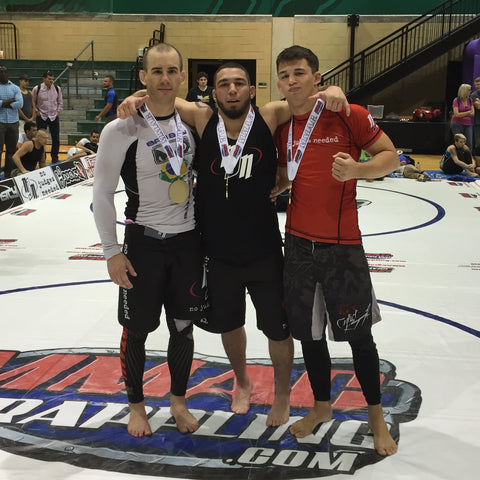 No Judges Needed MMAC Grappling Tournament