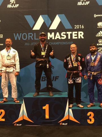 Kevin Gallagher wins Gold at IBJJF World Championships | No Judges Needed