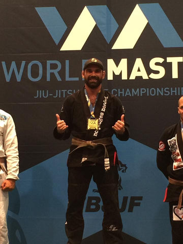 Kevin Gallagher IBJJF Gold at Worlds | No Judges Needed