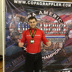 Josh Best, Copa Grappling Championnships, No Judges Needed