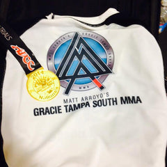 Matt Arroyo, Gracie Tampa South, Team NJN, ADCC Gold