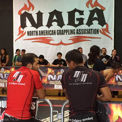 No Judges Needed at the NAGA tournament | No Judges Needed