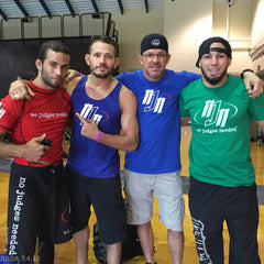 Joseph Lugo, Ben Zapata,Troy Ragano, Ruben Alvarez at North American Grappling Association (NAGA) | No Judges Needed