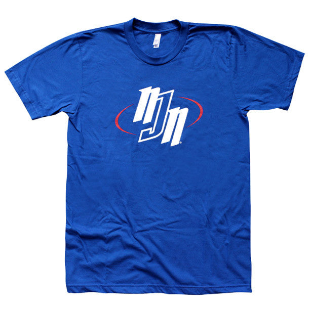 No Judges Needed Blue T-shirt