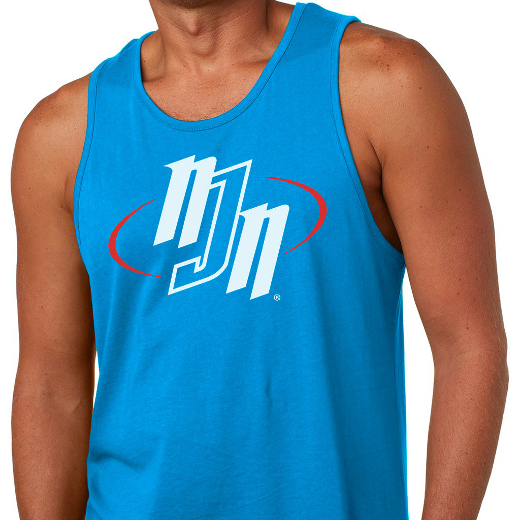 Tank Top Turquoise | No Judges Needed