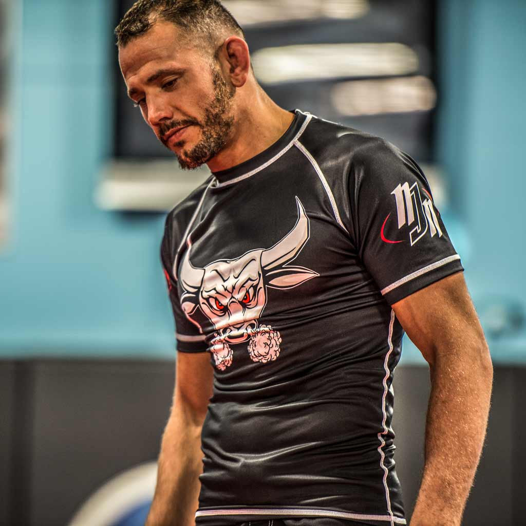 BJJ Rash Guard | No Judges Needed