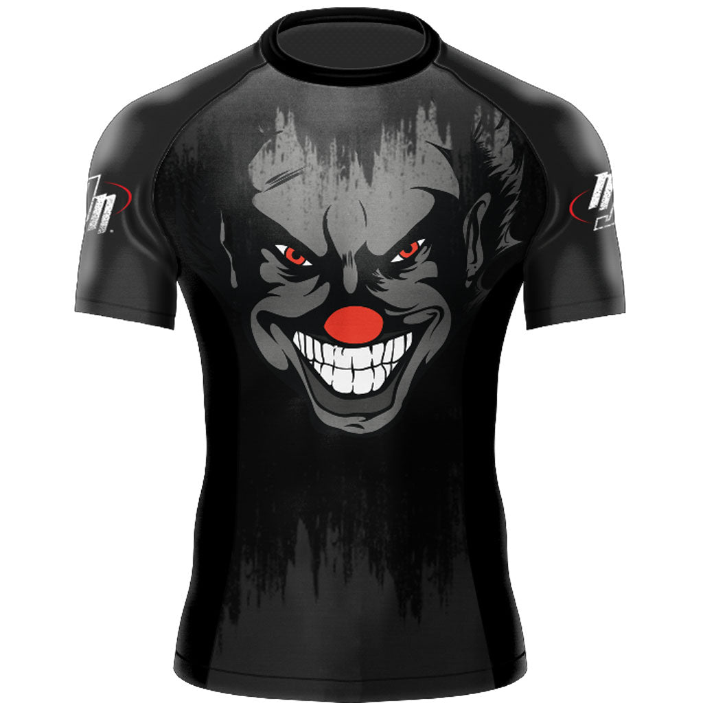 Clown Rash Guard | No Judges Needed