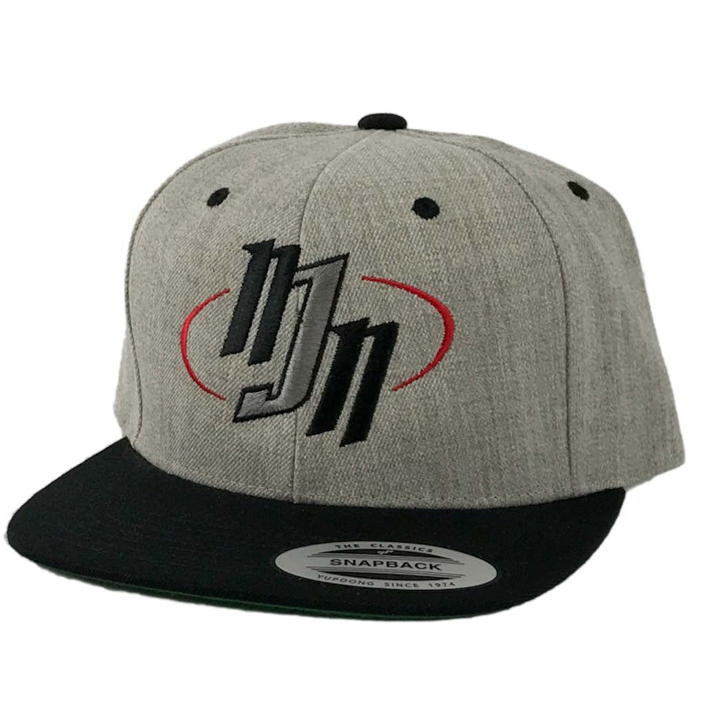 Snapback-NJN-Gray/Black | No Judges Needed