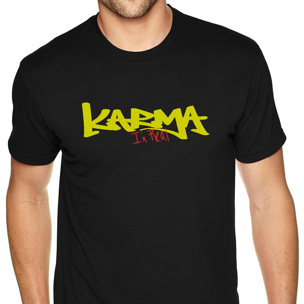 Karma Tshirt | No Judges Needed
