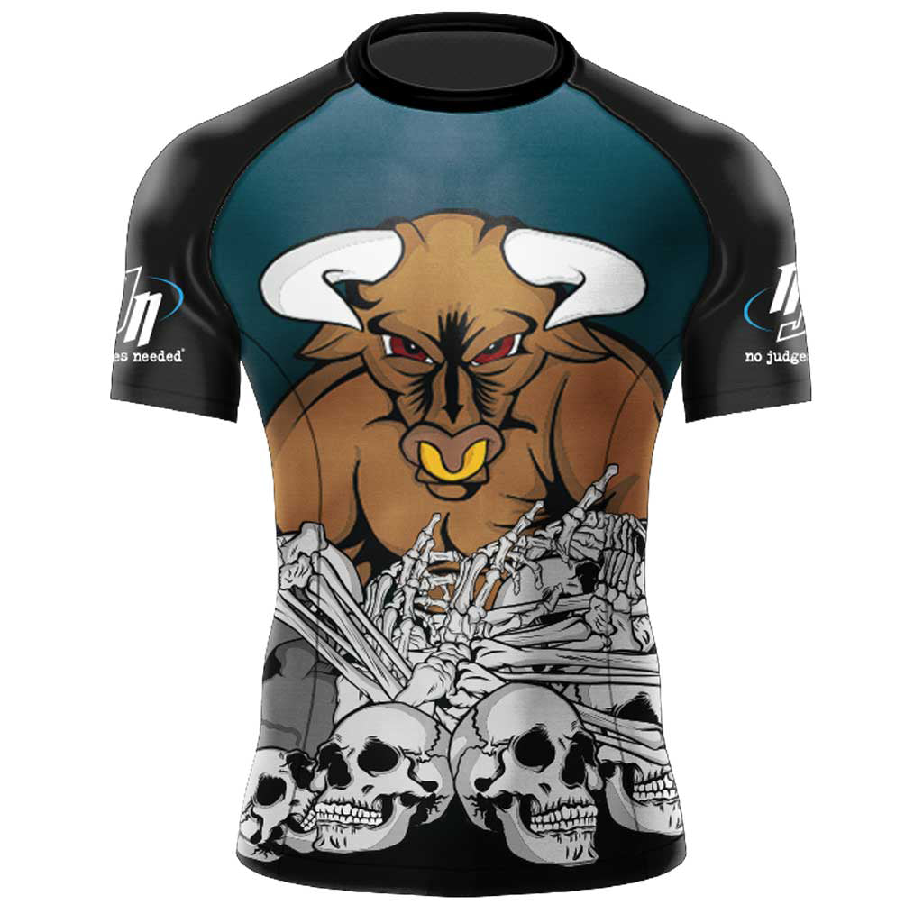 Minotaur Rash Guard | No Judges Needed
