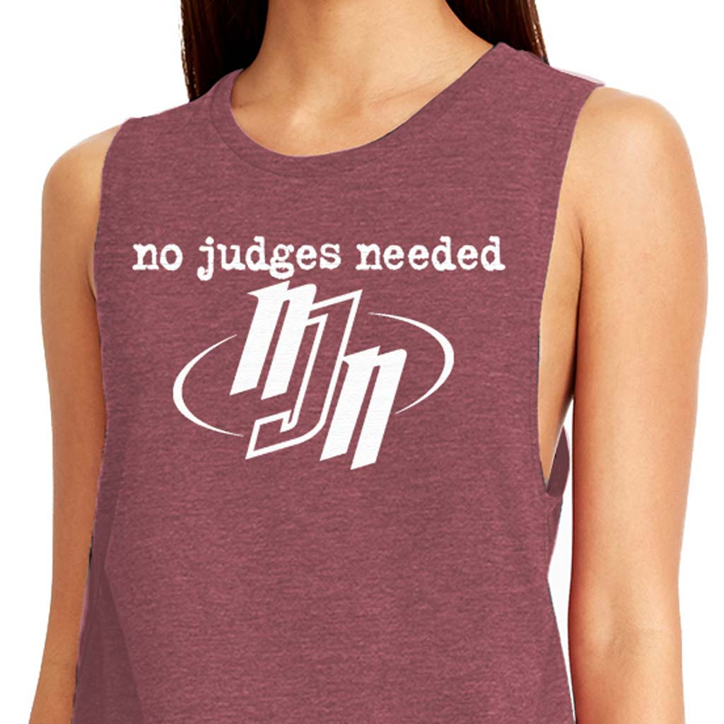 NJN Ladies Festiva Muscle Tank | No Judges Needed