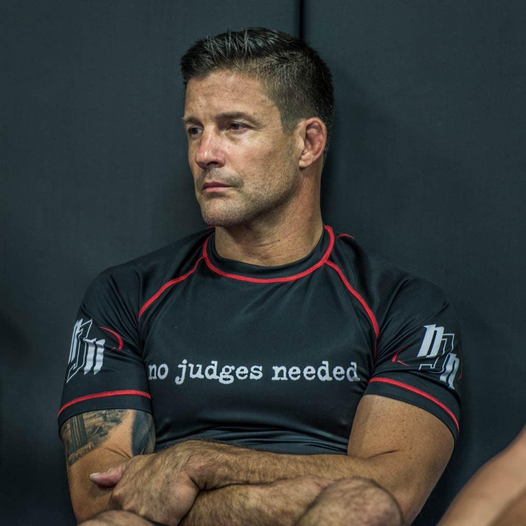 Jiu Jitsu Rash Guard | No Judges Needed