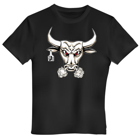 The Bull T-Shirt (black)
