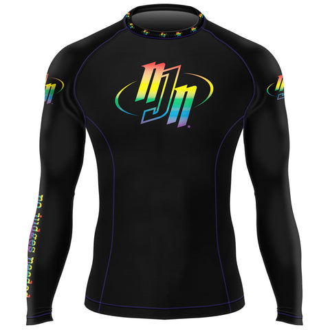Women's Rainbow Rash Guards