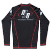 Women's Long Sleeve Rash Guard | No Judges Needed