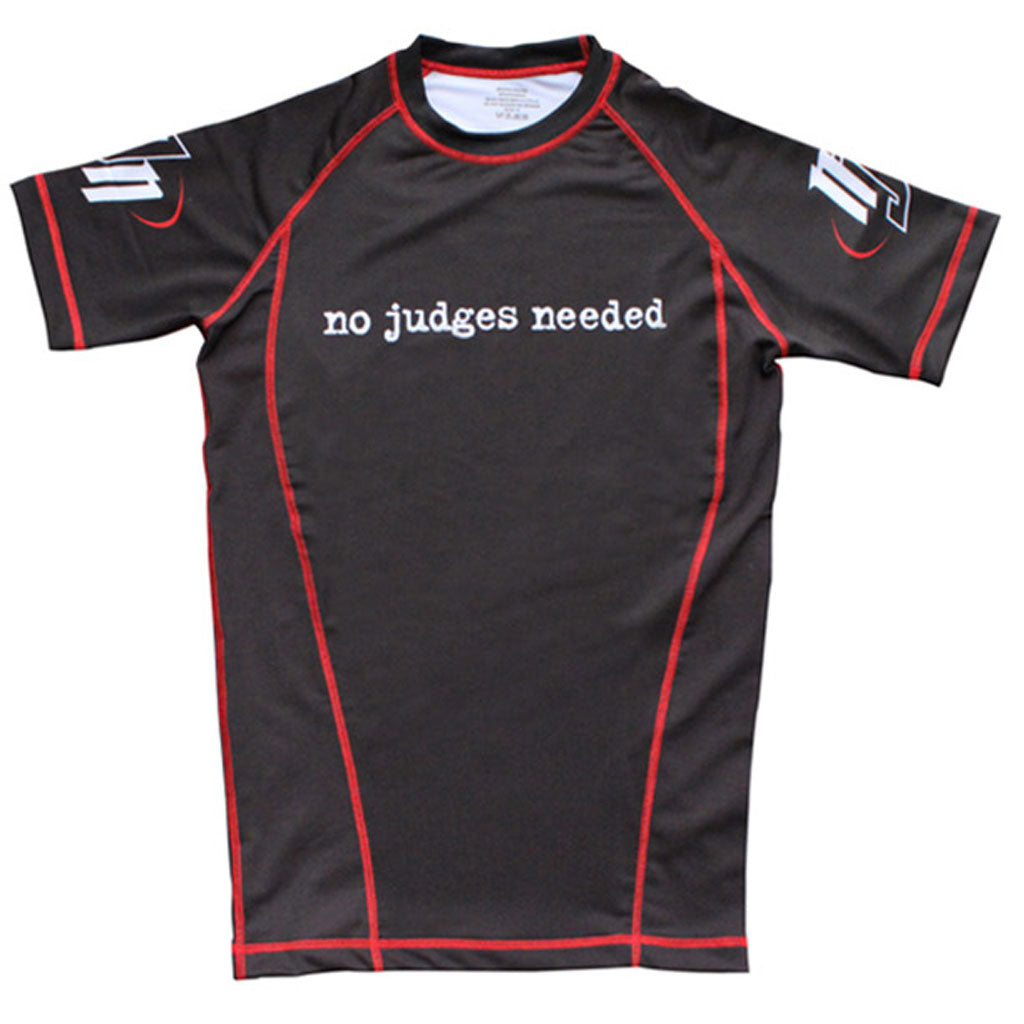 Youth NJN Rash Guard | No Judgers Needed