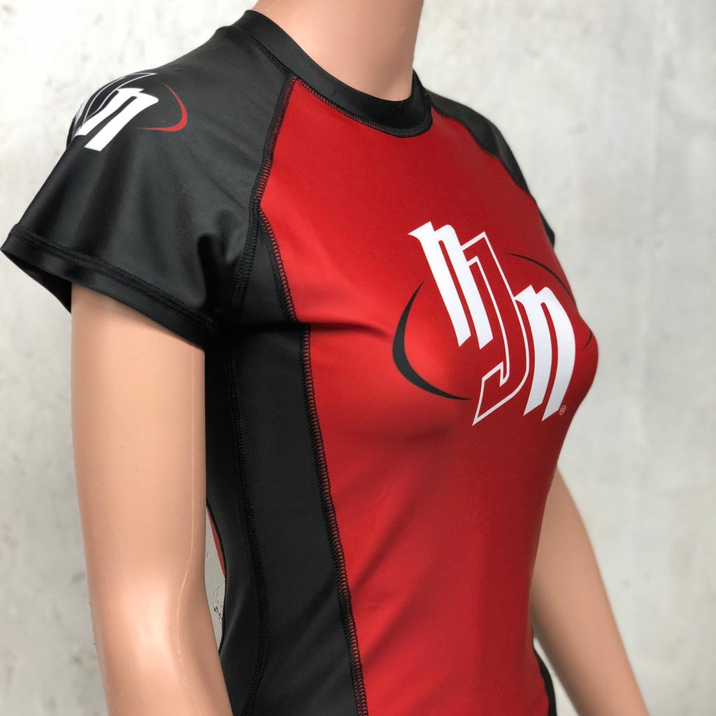 Womens Rashguard | No Judges Needed