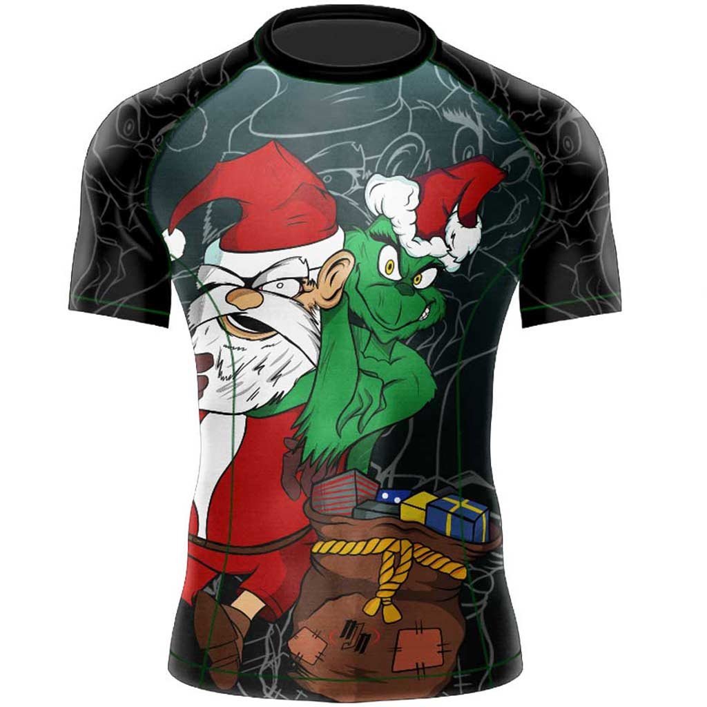 Xmas Rash Guard | No Judges cNeeded
