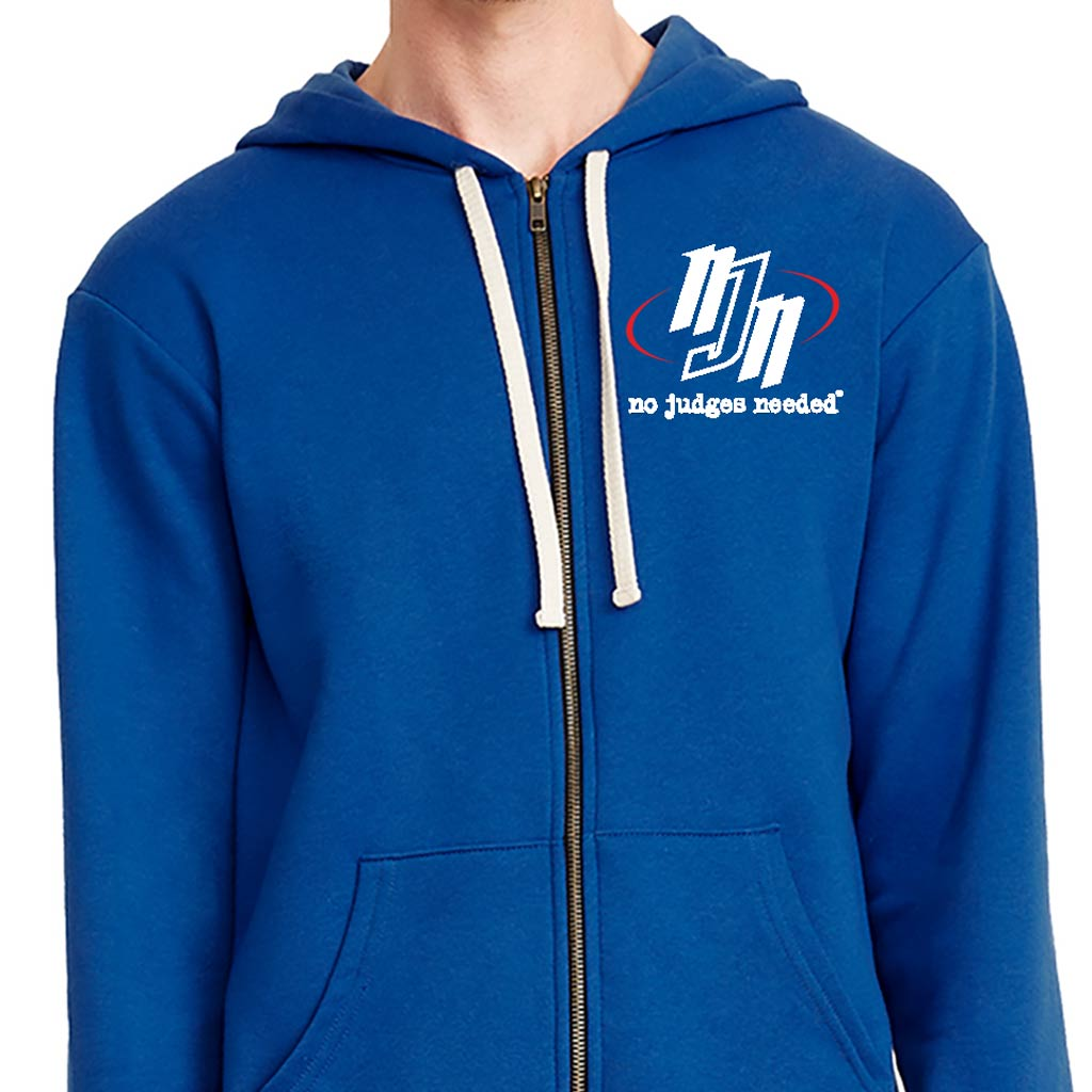 Zip Hoody | No Judges Needed