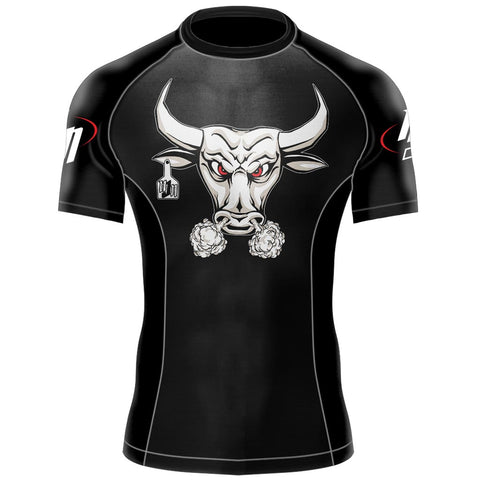 Youth Bull Rash Guard