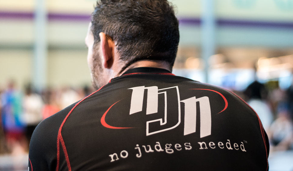 No Judges Needed-Ben Zapata