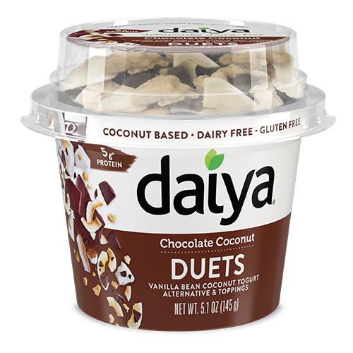 Chocolate Coconut Duet