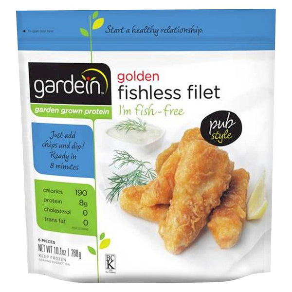 Golden Fishless Filet